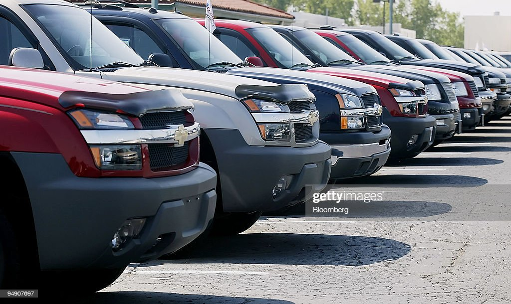 Bobby Layman Chevrolet >> Chevrolet Trucks Are Lined Up On The Lot Of Bobby Layman Chevrolet