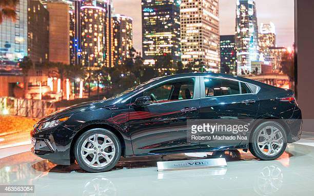 Chevrolet Volt in the Canadian International AutoShow CIAS for short is Canada's largest auto show and most prestigious consumer event in Canada This...