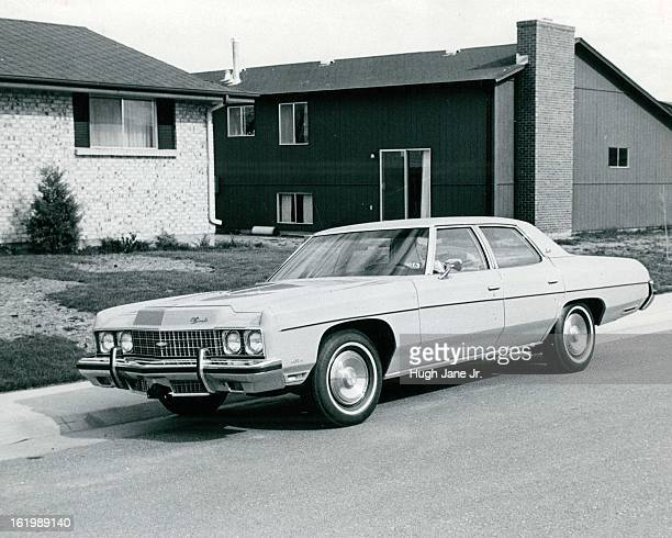 JUN 1 1973 JUN 3 1973 Chevrolet's Impala Long On Luxury Quiet Comfort And Ease In Handling
