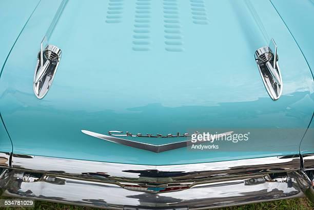 Chevy Bel Air 1957 Hood