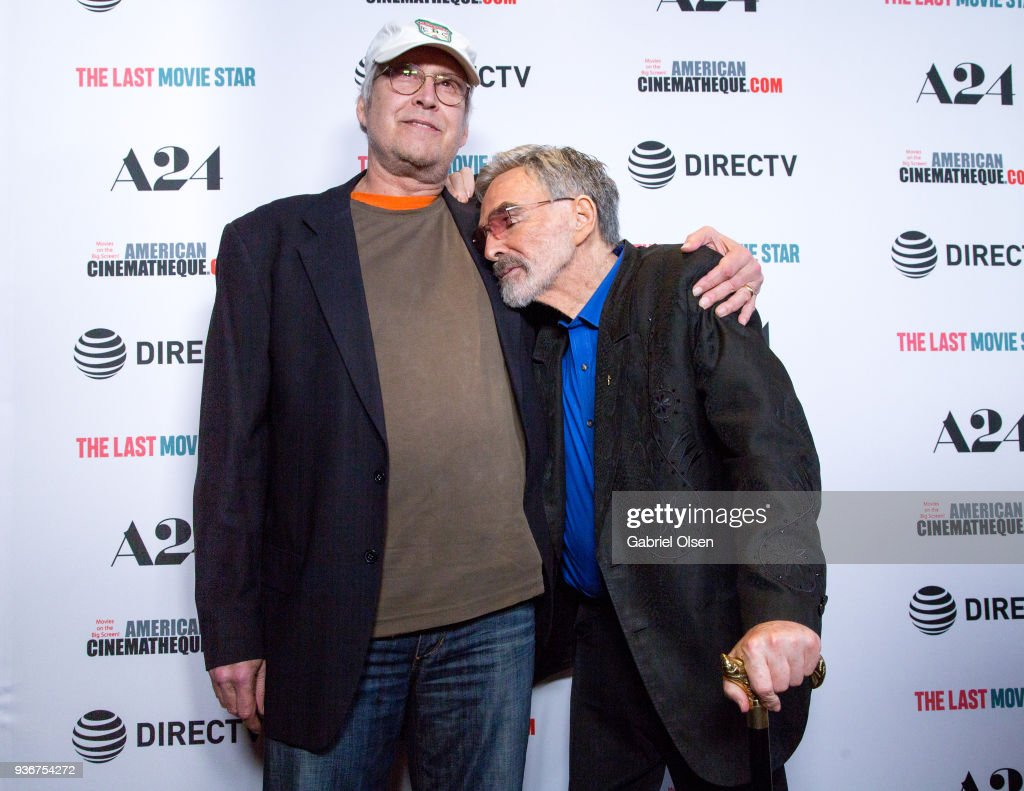 "A24 And DirecTV's ""The Last Movie Star"" Premiere - Arrivals"