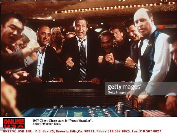Vegas vacation movie cast