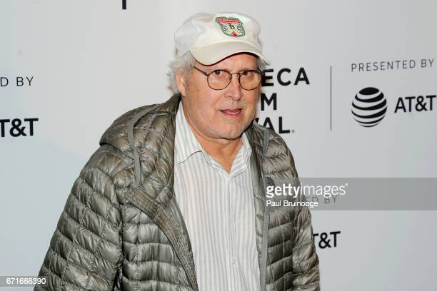 Chevy Chase attends 'Dog Years' Premiere 2017 Tribeca Film Festival at Getty Images PHOTO ASSIGNMENT 4/22/2017 'Dog Years' Premiere 2017 Tribeca Film...