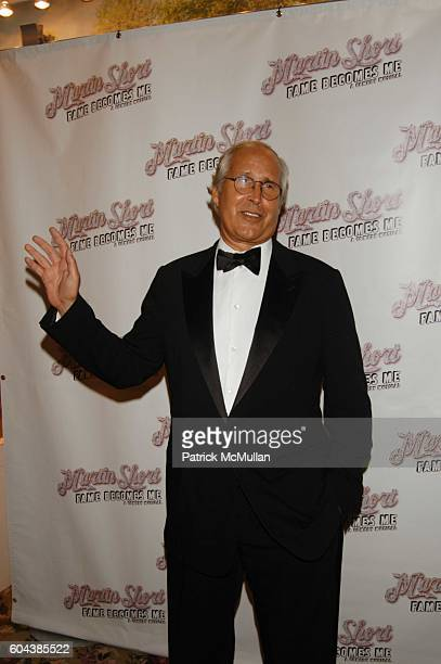 Chevy Chase attends Martin Short Fame Becomes Me After Party at Tavern On The Green NYC on August 17 2006
