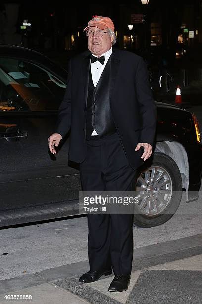 Chevy Chase attends the Saturday Night Live 40th Anniversary Celebration After Party at The Plaza Hotel on February 15 2015 in New York City
