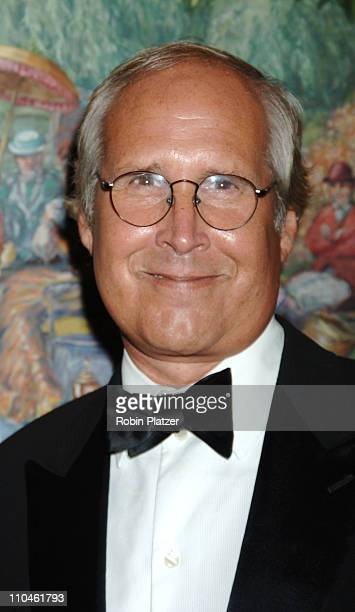 Chevy Chase during Martin Short Fame Becomes Me Broadway Opening Night Arrivals at Bernard B Jacobs Theatre in New York New York United States