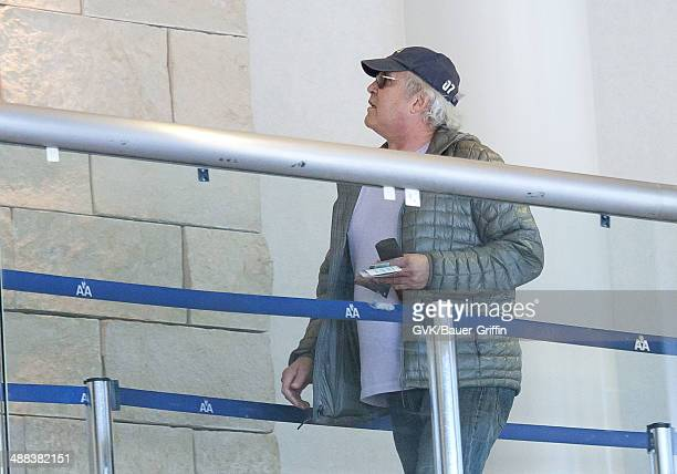 Chevy Chase is seen on May 05 2014 in Los Angeles California