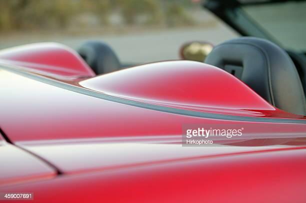 Chevy Corvette, 2005 Cabrio Nahaufnahme