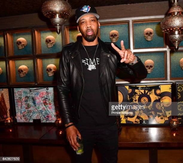Chevy woods attends an RGB Dinner at Toca Madera on February 13 2017 in Los Angeles California