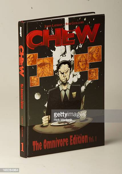 The Omnivore Edition by John Layman and Rob Guillory