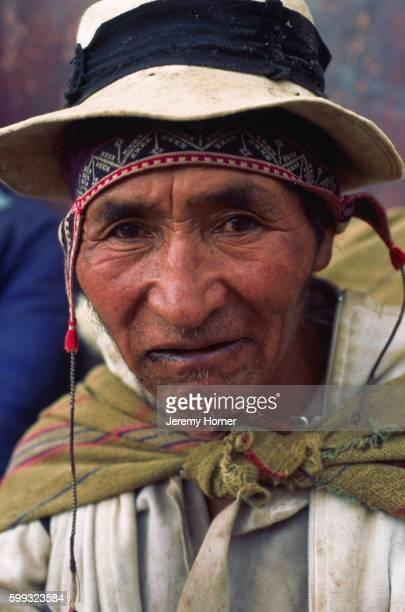 Chewing Coca, Bolivia