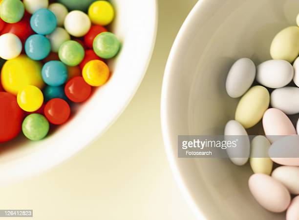 Chewing gum Ball and Chocolate