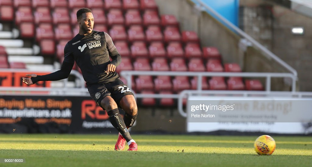 Northampton Town v Wigan Athletic - Sky Bet League One : News Photo
