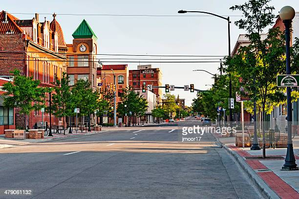 Cheyenne Downtown Business District