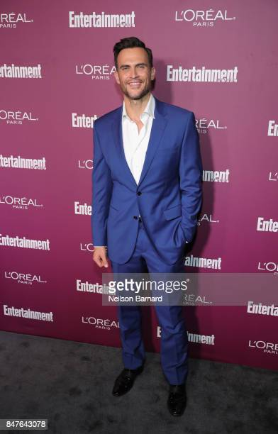 Cheyenne Jackson attends the 2017 Entertainment Weekly PreEmmy Party at Sunset Tower on September 15 2017 in West Hollywood California