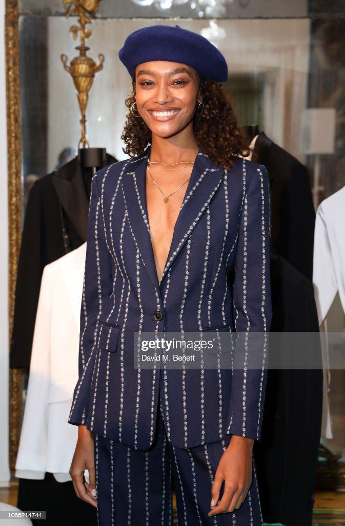 Paul Smith Womens Tuxedo Launch : News Photo
