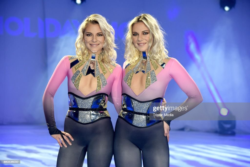 Cheyenne Pahde and her sister Valentina Pahde during the