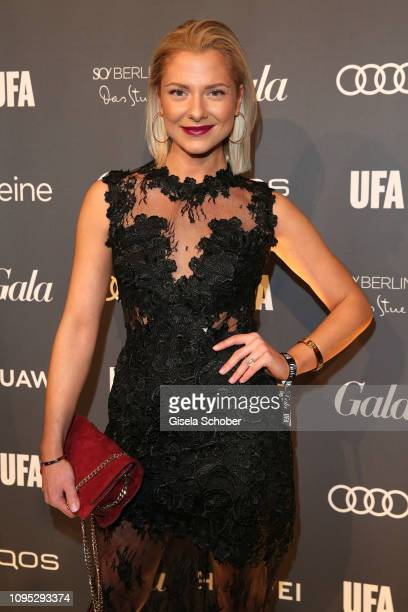 Cheyenne Pahde attends the Berlinale Opening Night by GALA & UFA Fiction at Das Stue on February 07, 2019 in Berlin, Germany.