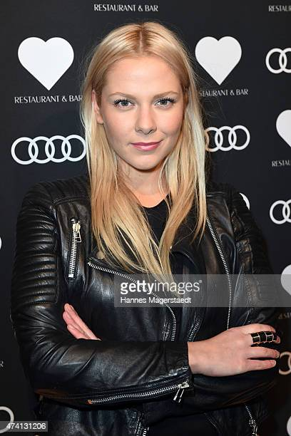 Cheyenne Pahde attends the 'Heart Club Celebrates 5th Anniversary' at Heart on May 20 2015 in Munich Germany