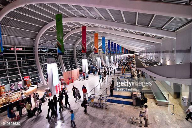 Chhatrapati Shivaji International Airport Mumbai Maharastra India