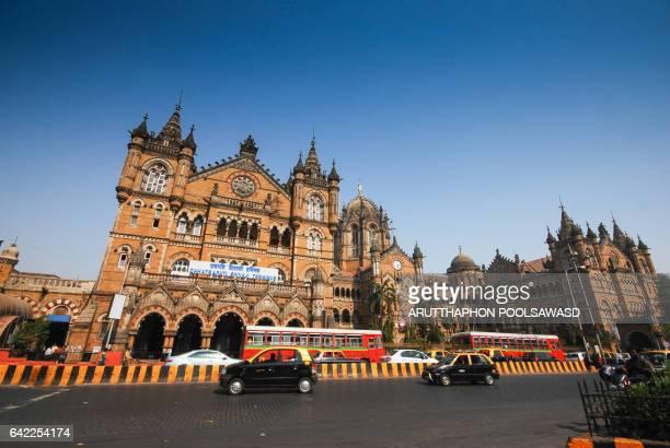 Chhatrapati Shivaji Terminus , Mumbai India
