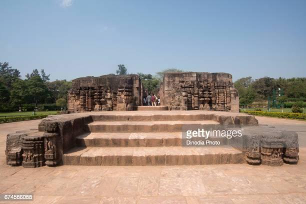 Chhaya devi temple, konark, orissa, india, asia