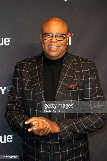 Chi McBride arrives for the Paley Center for Media's 2019 PaleyFest 'Hawaii Five0' 'MacGyver' And 'Magnum PI' March 23 2019 at the Dolby Theater in...