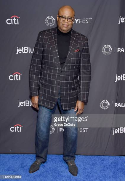 Chi McBride attends The Paley Center For Media's 2019 PaleyFest LA 'Hawaii Five0' 'MacGyver' And 'Magnum PI' at Dolby Theatre on March 23 2019 in...