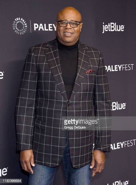 Chi McBride attends The Paley Center For Media's 2019 PaleyFest LA Hawaii Five0 MacGyver And Magnum PI at Dolby Theatre on March 23 2019 in Hollywood...