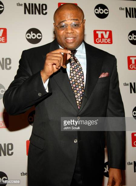 Chi McBride during ABC TV Guide and Warner Bros Television Present The Nine Red Carpet Screening at Los Angeles Center Studios in Hollywood...