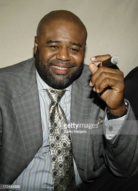 Chi McBride during Celebrities in Town for UpFronts Attend Bunny Chow Tuesdays at Cain May 16 2006 at Cain in New York City New York United States