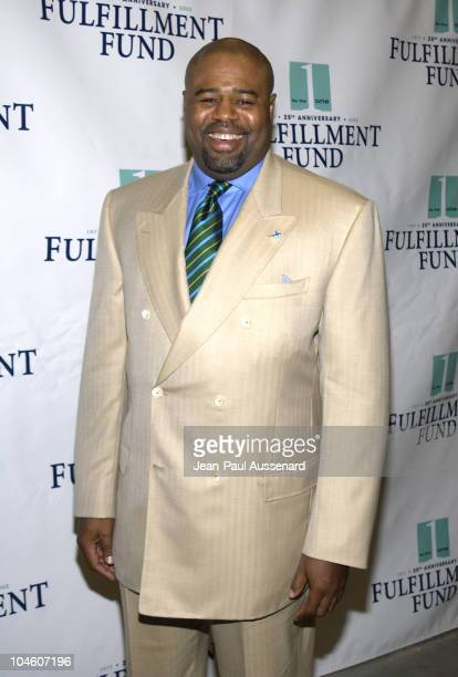 Chi McBride during The Fulfillment Fund honoring the Creative Artists Agency Foundation and the Billy Blanks Foundation at the 16th Achievement...
