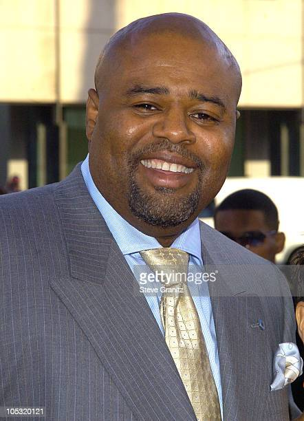 Chi Mcbride during The Terminal World Premiere Arrivals at The Academy in Beverly Hills California United States