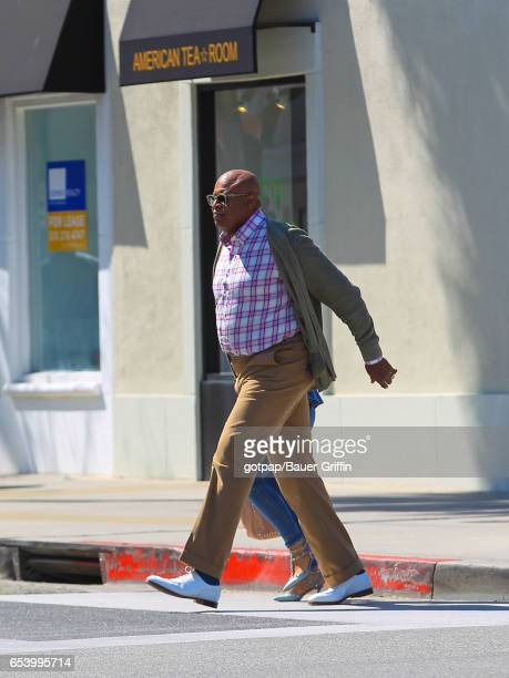 Chi McBride is seen on March 15 2017 in Los Angeles California