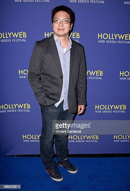 Chi Toa So attends the 2nd annual HollyWeb Festival at Avalon on April 7 2013 in Hollywood California