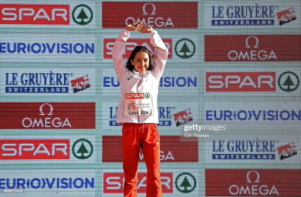 2016 Spar European Cross Country Championships : Nachrichtenfoto