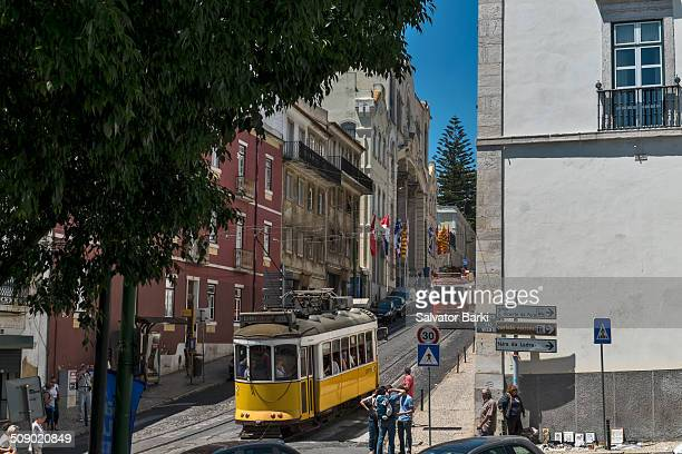 Chiado is the name of a square and its surrounding area in the city of Lisbon, Portugal. The Chiado is located between the neighbourhoods of Bairro...