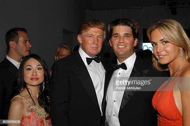 Chiaki Imai Donald Trump Donald Trump Jr and Vanessa Trump attend Molly Sims Hosts OPERATION SMILE 'The Smile Collection' Benefit featuring the J...