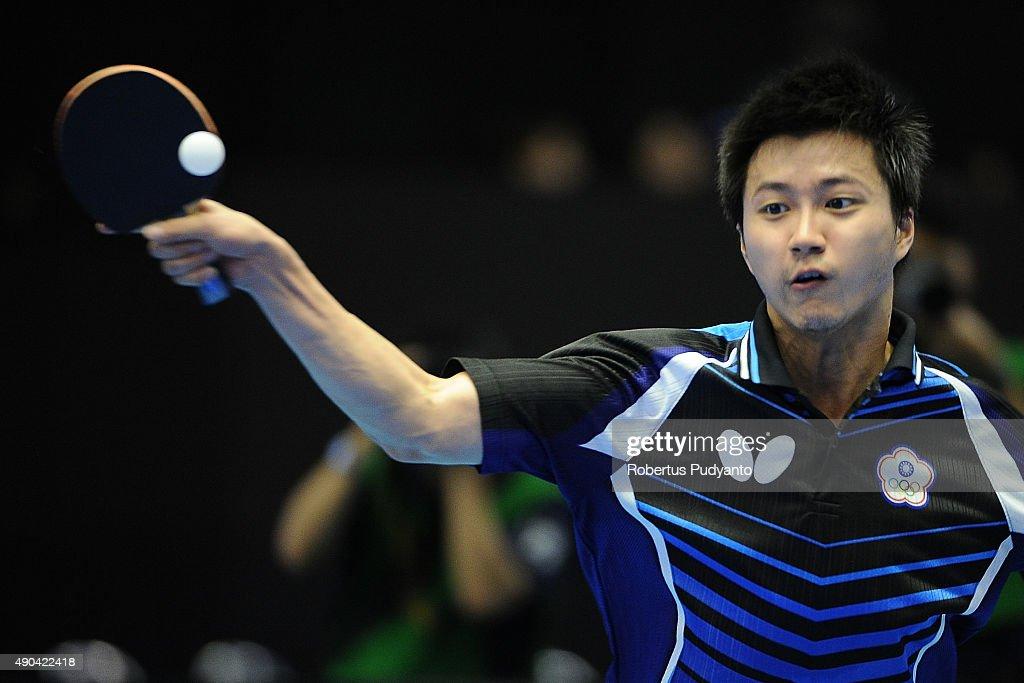 2015 ITTF Asian Championship