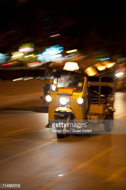 chiang mai, thailand - vehicle_for_hire stock pictures, royalty-free photos & images