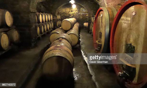 Chianti Classico Riserva a red wine made primarily from Sangiovese grapes ages in wooden oak barrels in the historic cellars of Borgo Castelvecch...