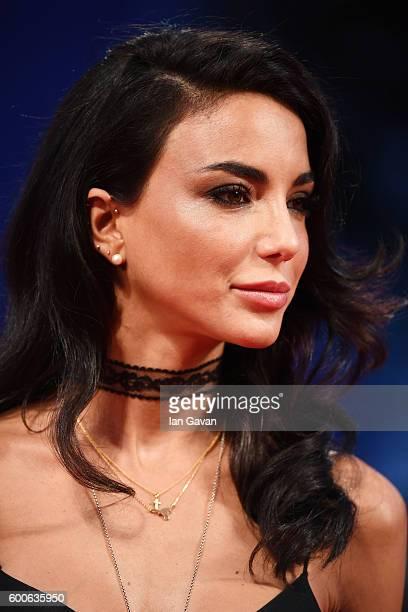 Chiara Biasi attends the premiere of 'Questi Giorni' during the 73rd Venice Film Festival at Sala Grande on September 8 2016 in Venice Italy