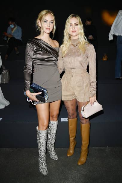 ITA: Fendi Spring Summer 2022-  Milan Fashion Week – front row