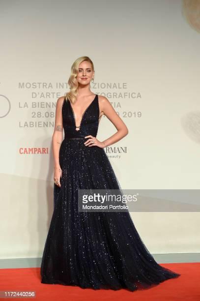 Chiara Ferragni at the 76 Venice International Film Festival 2019 Unposted red carpet Venice September 4rt 2019