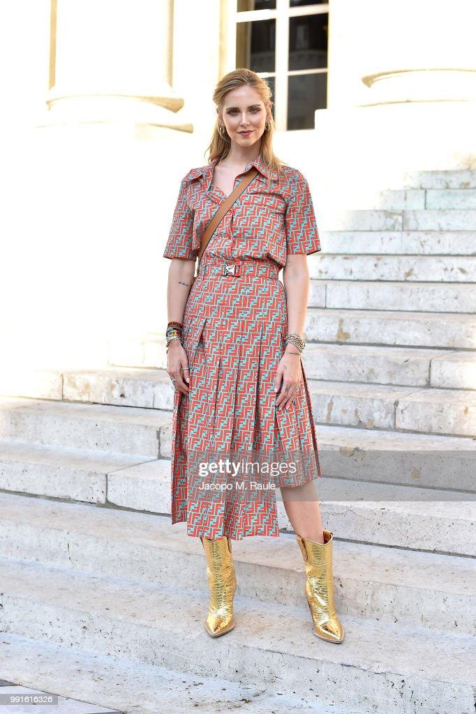Fendi Couture - Paris Fashion Week - Haute Couture Fall Winter 2018/2019