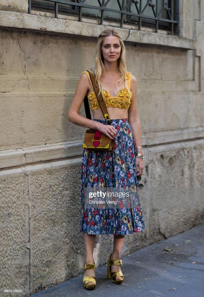Street Style: June 18 - Milan Men's Fashion Week Spring/Summer 2018