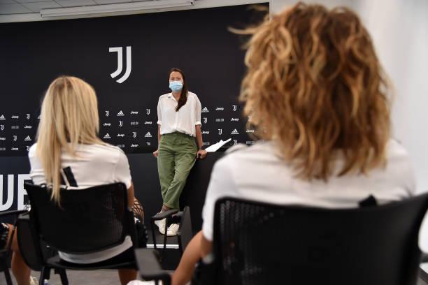 ITA: Juventus Women And AIC Meeting
