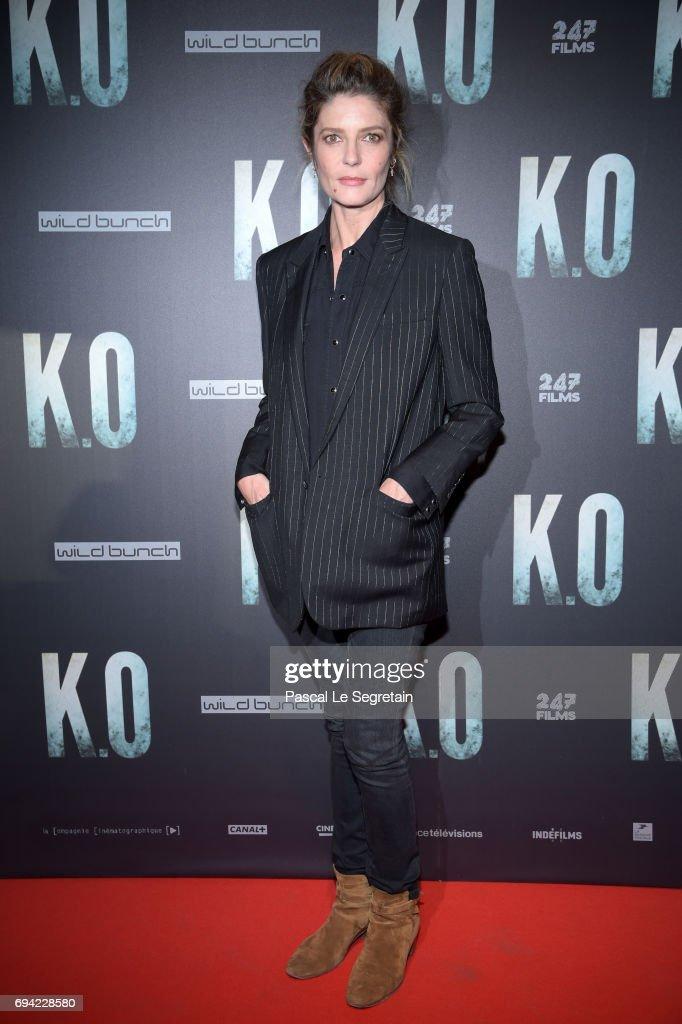 K.O Paris Premiere At Gaumont Opera Capucines