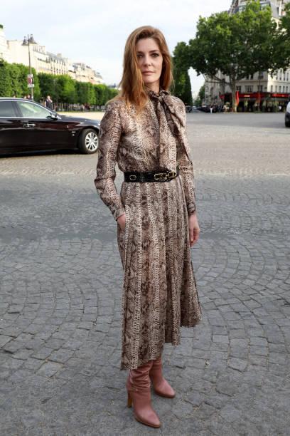 FRA: Celine : Outside Arrivals - Paris Fashion Week - Menswear Spring/Summer 2020
