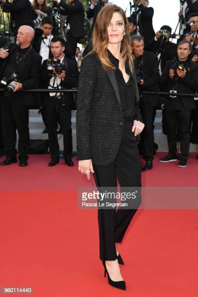 Chiara Mastroianni attends the Closing Ceremony screening of The Man Who Killed Don Quixote during the 71st annual Cannes Film Festival at Palais des...